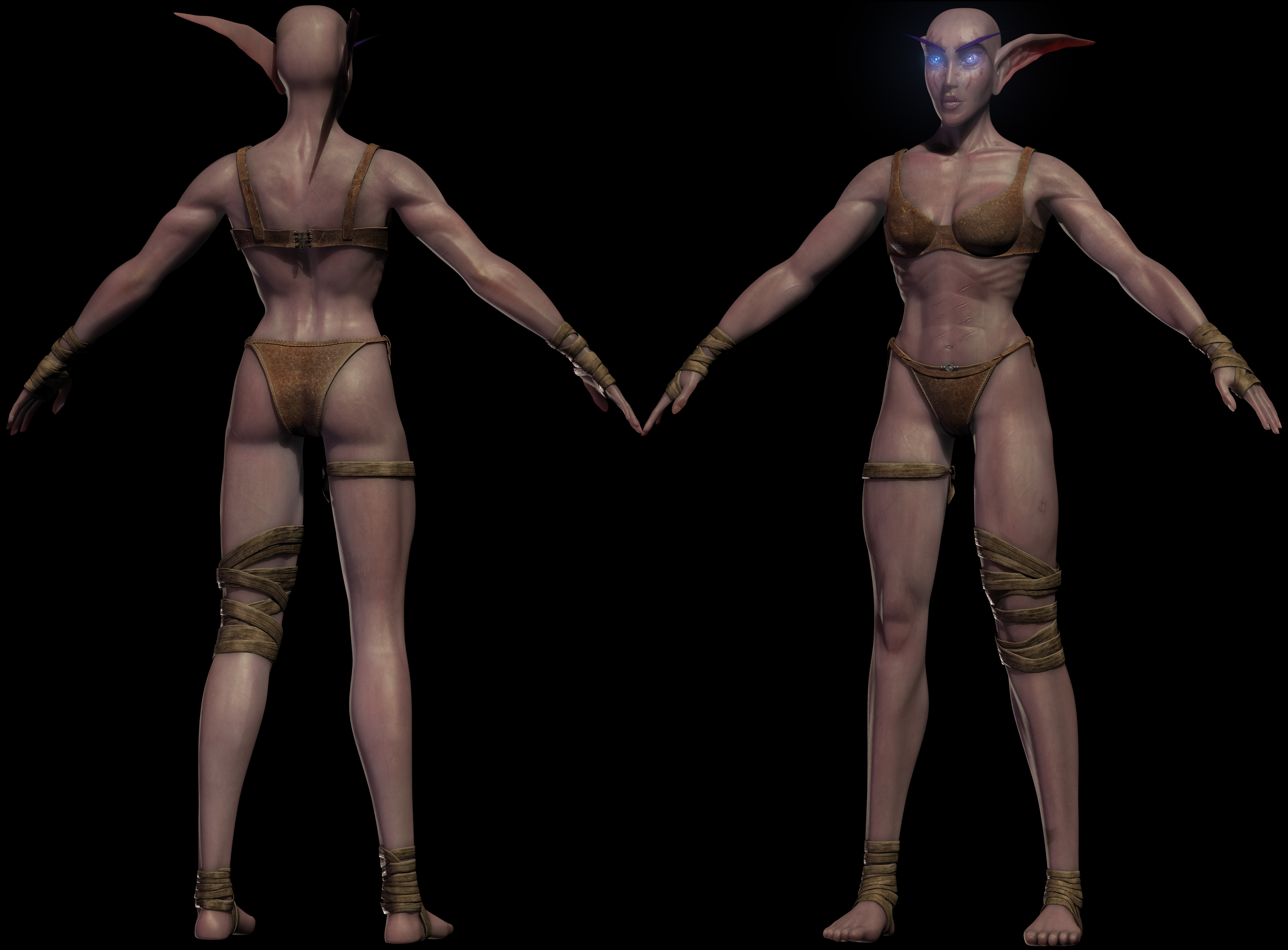 Female blood elf night elf worgen and  sex galleries